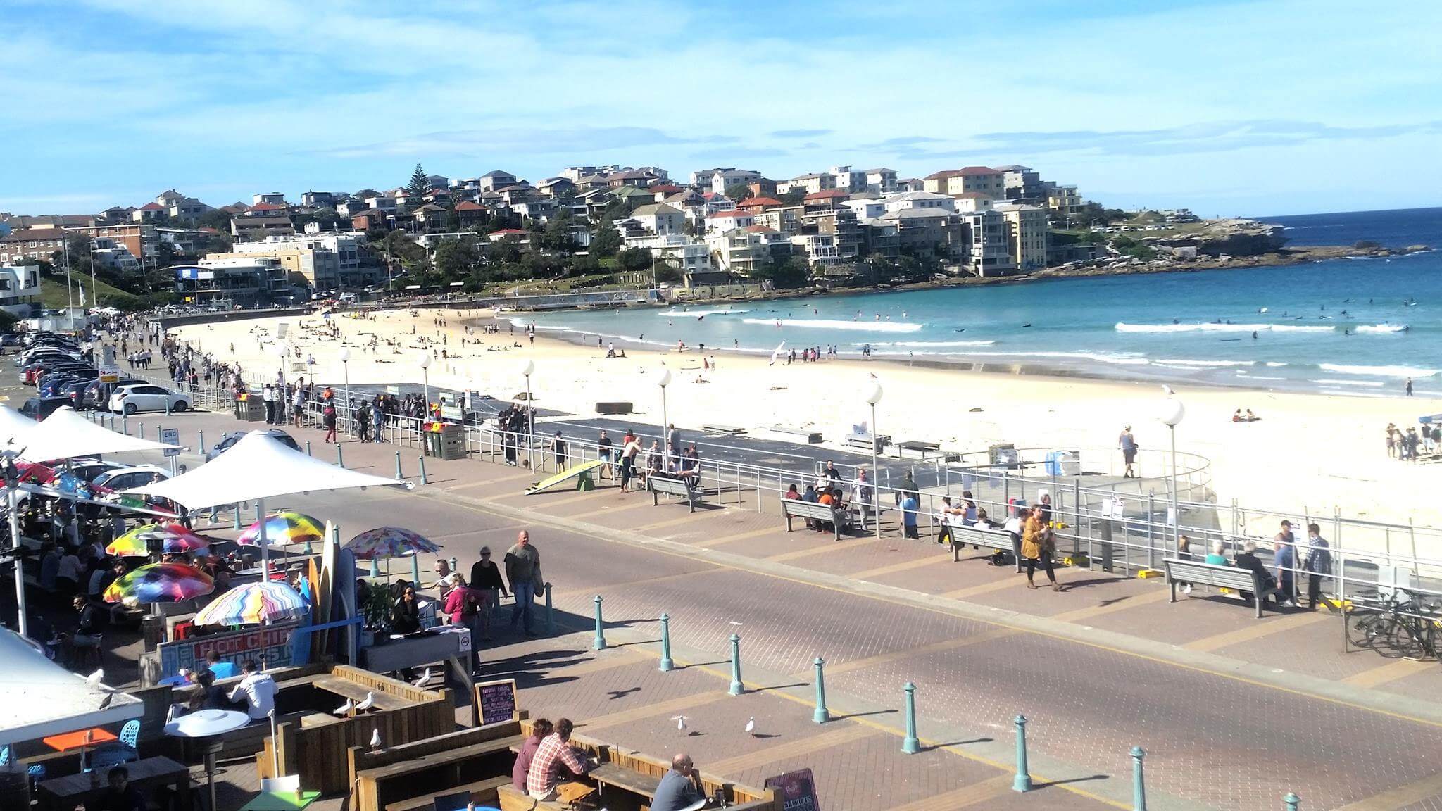 Bondi Beach Laughter Club